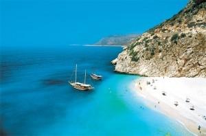 отели Турции 4 на первой береговой линии Сиде