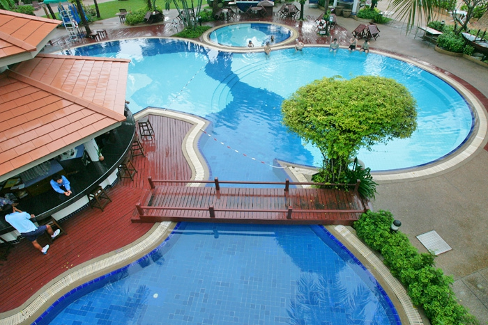 отдых Cholchan Pattaya Resort 4*