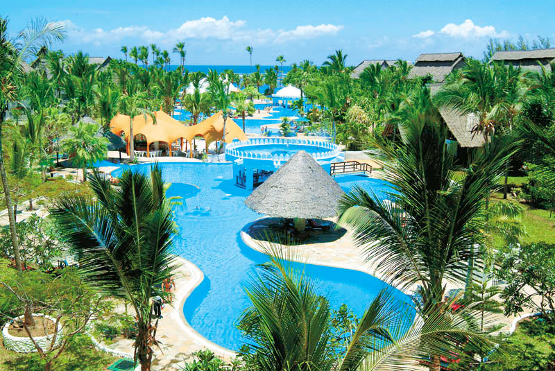 Diani Palm Resort 3*