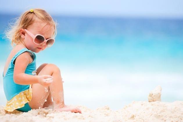 Как пережить отпуск с ребенком
