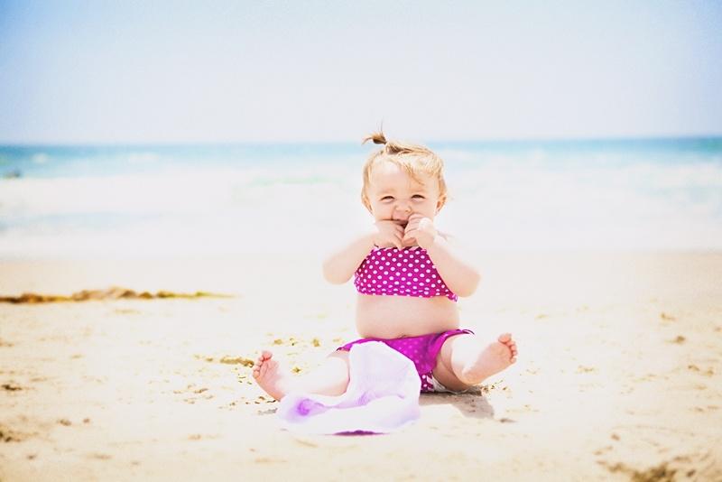 Отпуск с малышом на море